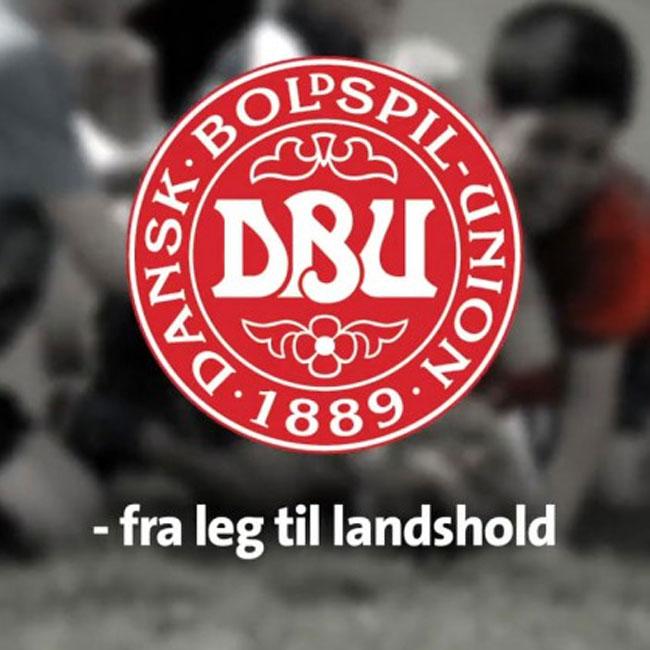 DBU – Fra leg til landshold
